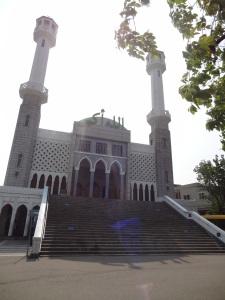 Seoul Central Mosque di Itaewon