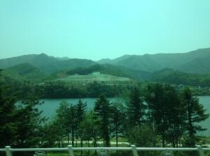 Suasana di Gyeonggi-Do